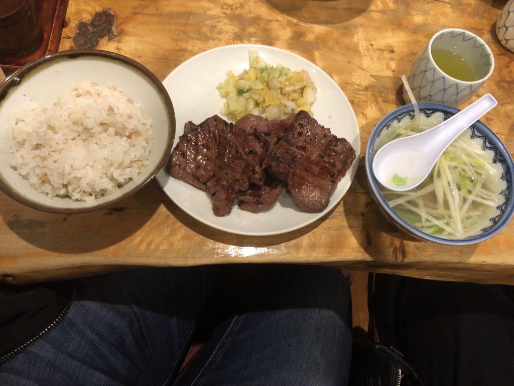 牛タン定食B